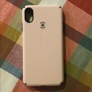 pink speck iphone xs max case